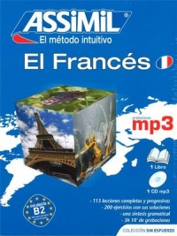El Francés Coffret 1 livre + 1 CD mp3 -  Bulger & Cheret