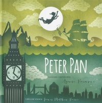Vignette du livre Peter Pan: livre pop-up