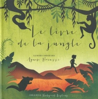 Vignette du livre Le livre de la jungle: livre pop-up