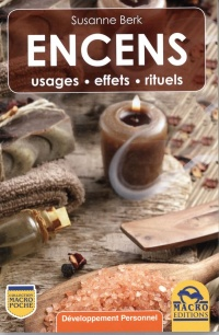 Vignette du livre Encens: usage, effects, rituels