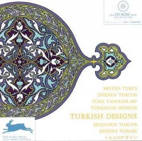 Vignette du livre Turkish Designs (+ CD-Rom)