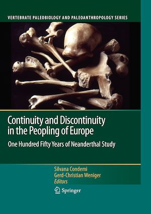 Vignette du livre Continuity and Discontinuity in the Peopling of Europe