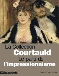 Vignette du livre La collection Courtauld : le parti de l'impressionnisme