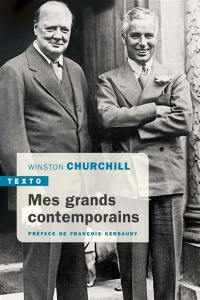 Vignette du livre Mes grands contemporains