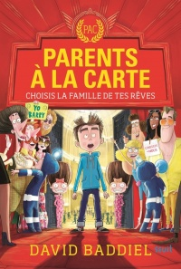 Parents à la carte: choisis la famille de tes rêves, Jim Field