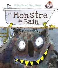 Le monstre du bain, Tony Ross