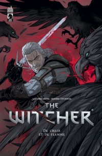 Vignette du livre The Witcher T.2 : De chair et de flamme
