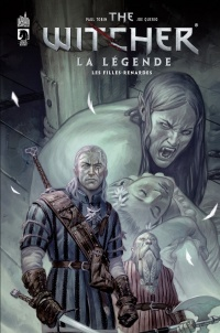 The Witcher : la légende T.1 : Les filles-renardes, Joe Querio