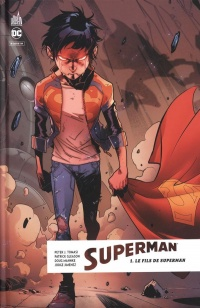 Vignette du livre Superman Rebirth T.1 : Le fils de Superman
