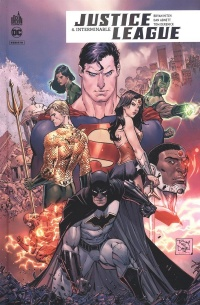Vignette du livre Justice League Rebirth T.4 : Interminable