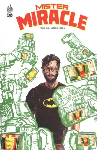 Mister Miracle, Mitch Gerads