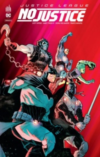 Justice League : no Justice, Jorge Jimenez