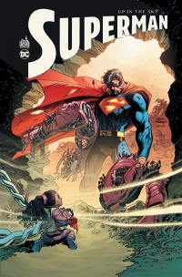 Vignette du livre Superman : Up in the Sky