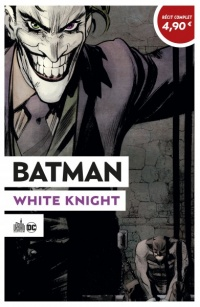 Vignette du livre Batman White Knight