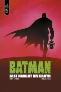 Vignette du livre Batman. Last Night on Earth