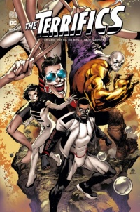 Vignette du livre The Terrifics