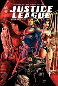 Vignette du livre Justice League : intégrale T.2 - Geoff Johns, Jim Lee, Ivan Reis, David Finch