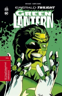 Vignette du livre Green Lantern : Emerald Twilight