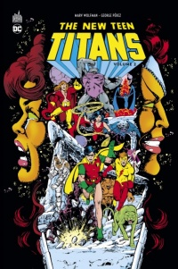 Vignette du livre The New Teen Titans T.2