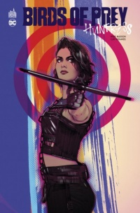Vignette du livre Birds of Prey. Huntress