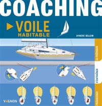 Vignette du livre Coaching voile habitable - Aymeric Belloir
