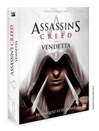 Vignette du livre Assassin's Creed : Vendetta