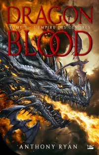 Vignette du livre Dragon Blood T.3 : L'empire des cendres