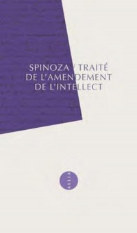 Vignette du livre Traité de l'amendement de l'intellect
