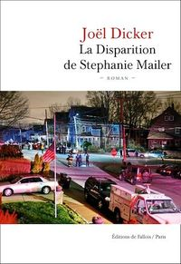 Vignette du livre La disparition de Stephanie Mailer