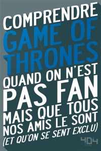 Vignette du livre Comprendre Game of thrones