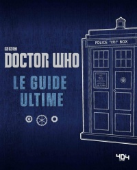 Vignette du livre Doctor Who : le guide ultime