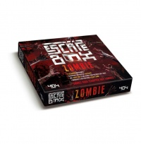 Vignette du livre Escape Box Zombie