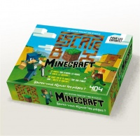 Vignette du livre Escape Box : Minecraft