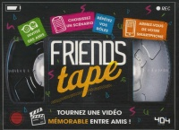 Vignette du livre Friends Tape