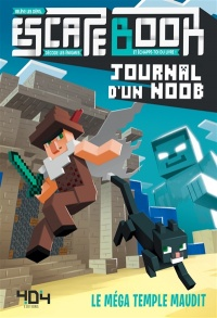 Vignette du livre Escape book Journal d'un noob