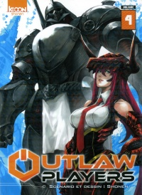 Vignette du livre Outlaw Players T.4