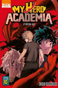 Vignette du livre My Hero Academia T.10 : All For One