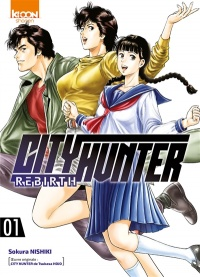 Vignette du livre City Hunter Rebirth T.1