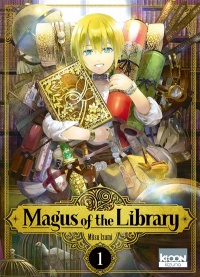 Vignette du livre Magus of the Library T.1