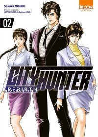 Vignette du livre City Hunter Rebirth T.2