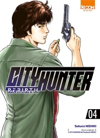 Vignette du livre City Hunter Rebirth T.4