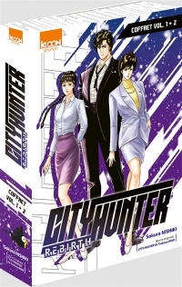 Vignette du livre City Hunter rebirth, Vol. 2