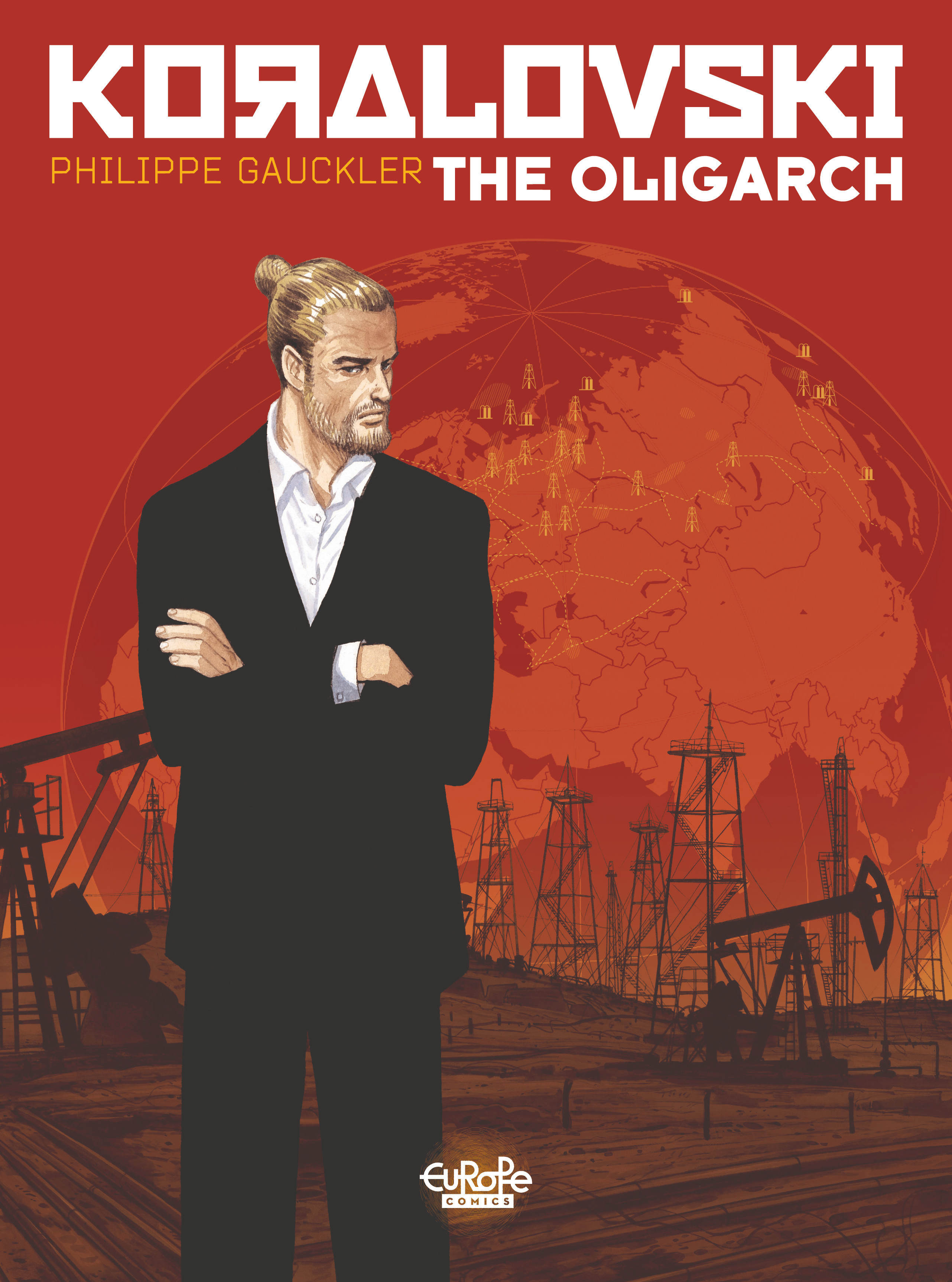Vignette du livre Koralovski - Volume 1 - The Oligarch