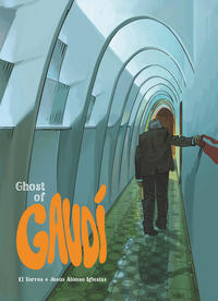 Vignette du livre Ghost of Gaudi - Tome 1 - Ghost of Gaudi