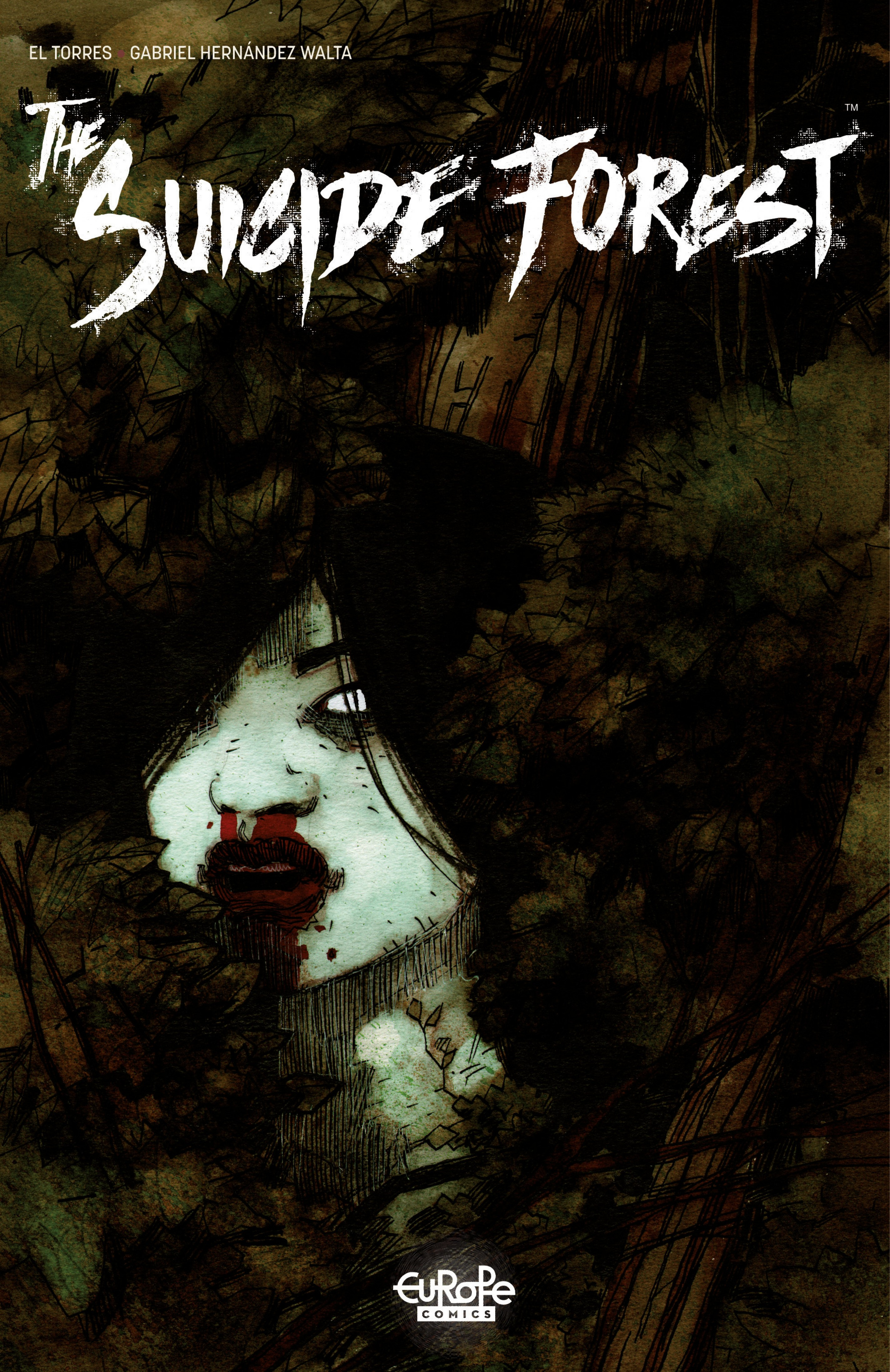 Vignette du livre The Suicide Forest #1