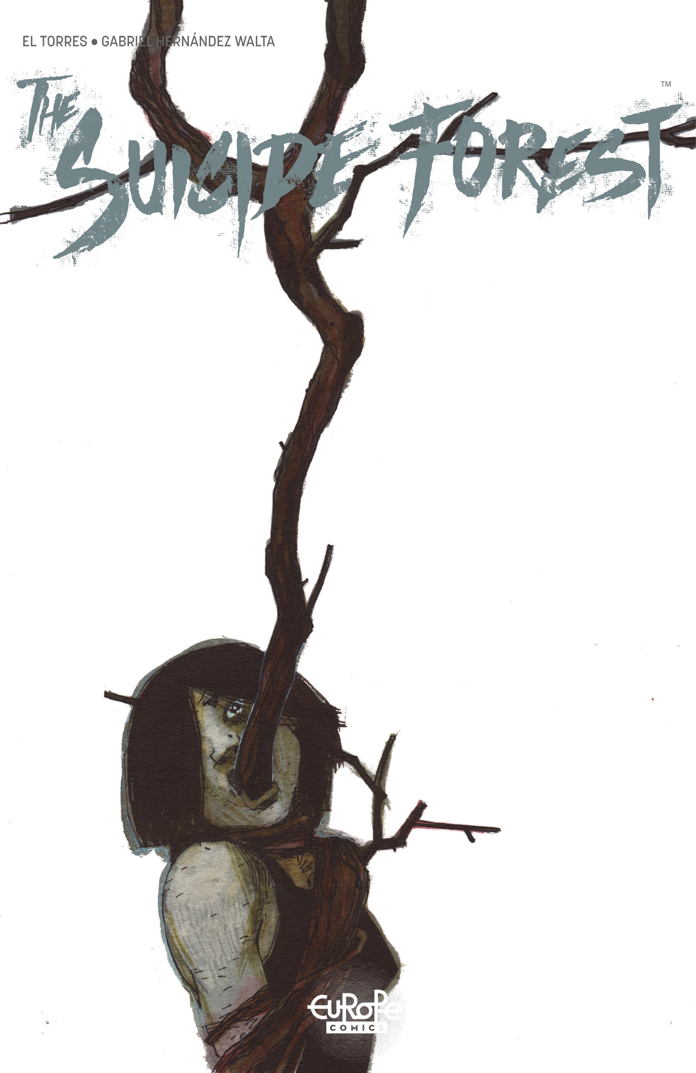 Vignette du livre The Suicide Forest #3