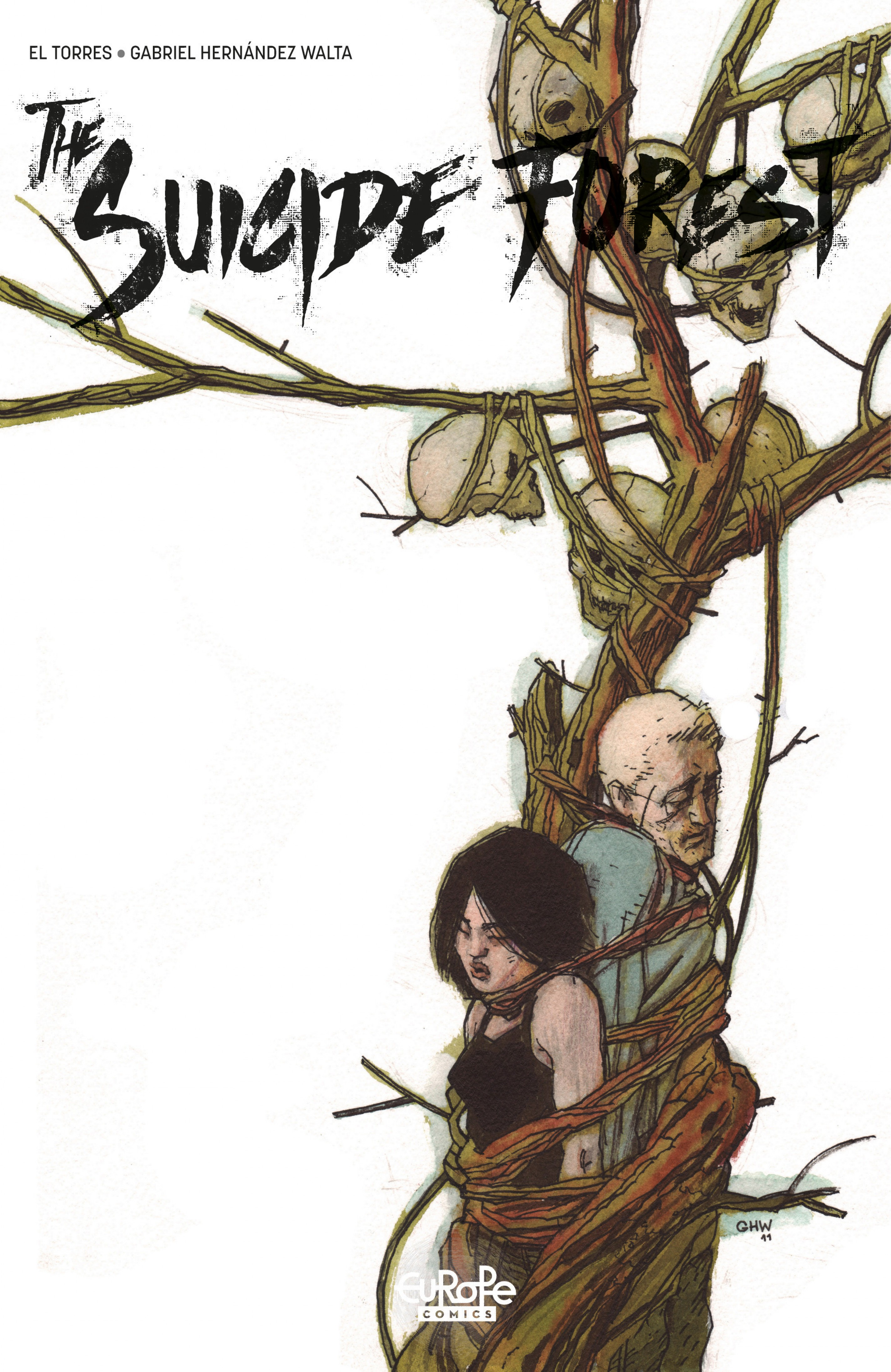 Vignette du livre The Suicide Forest #4
