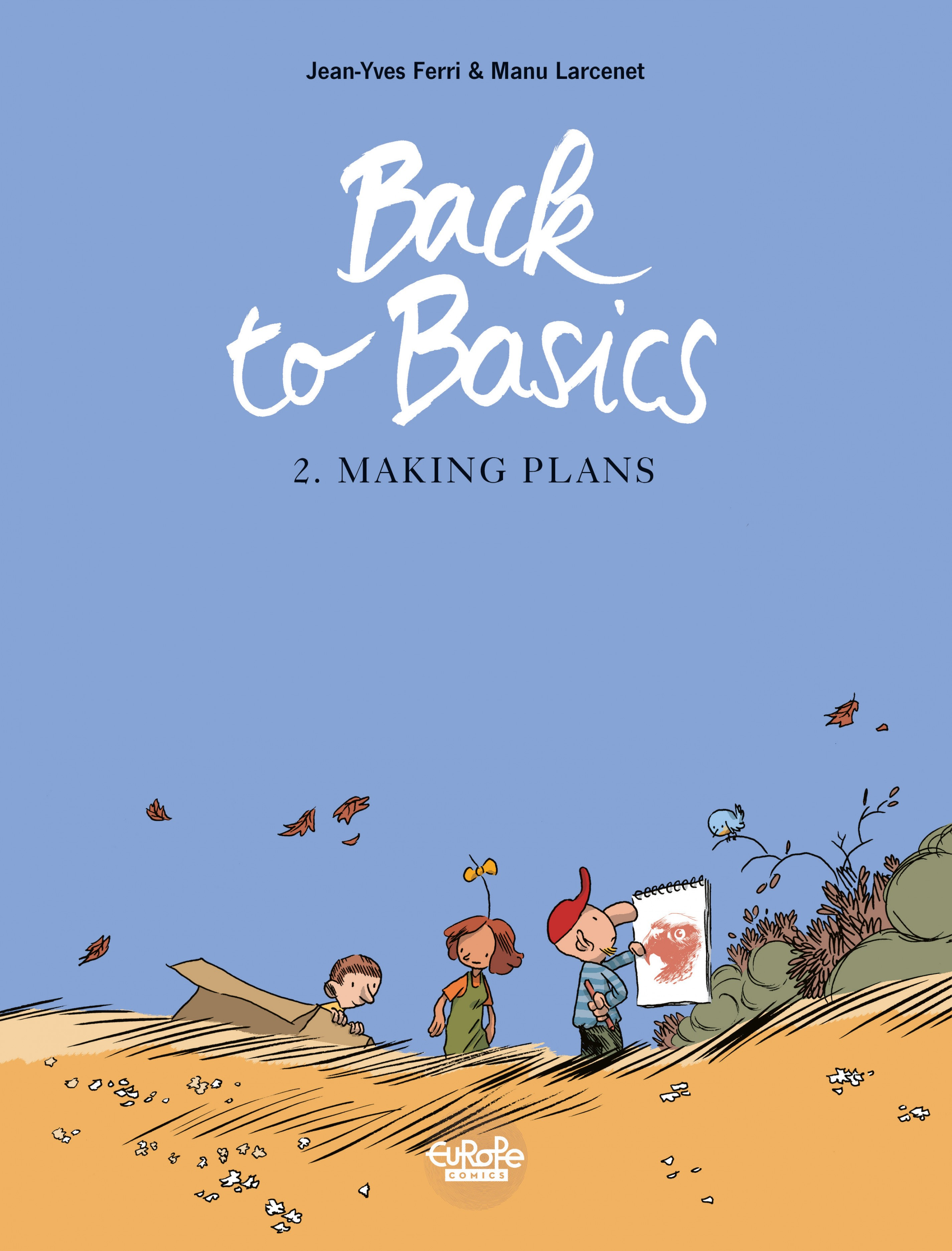 Vignette du livre Back to Basics - Volume 2 - Making Plans