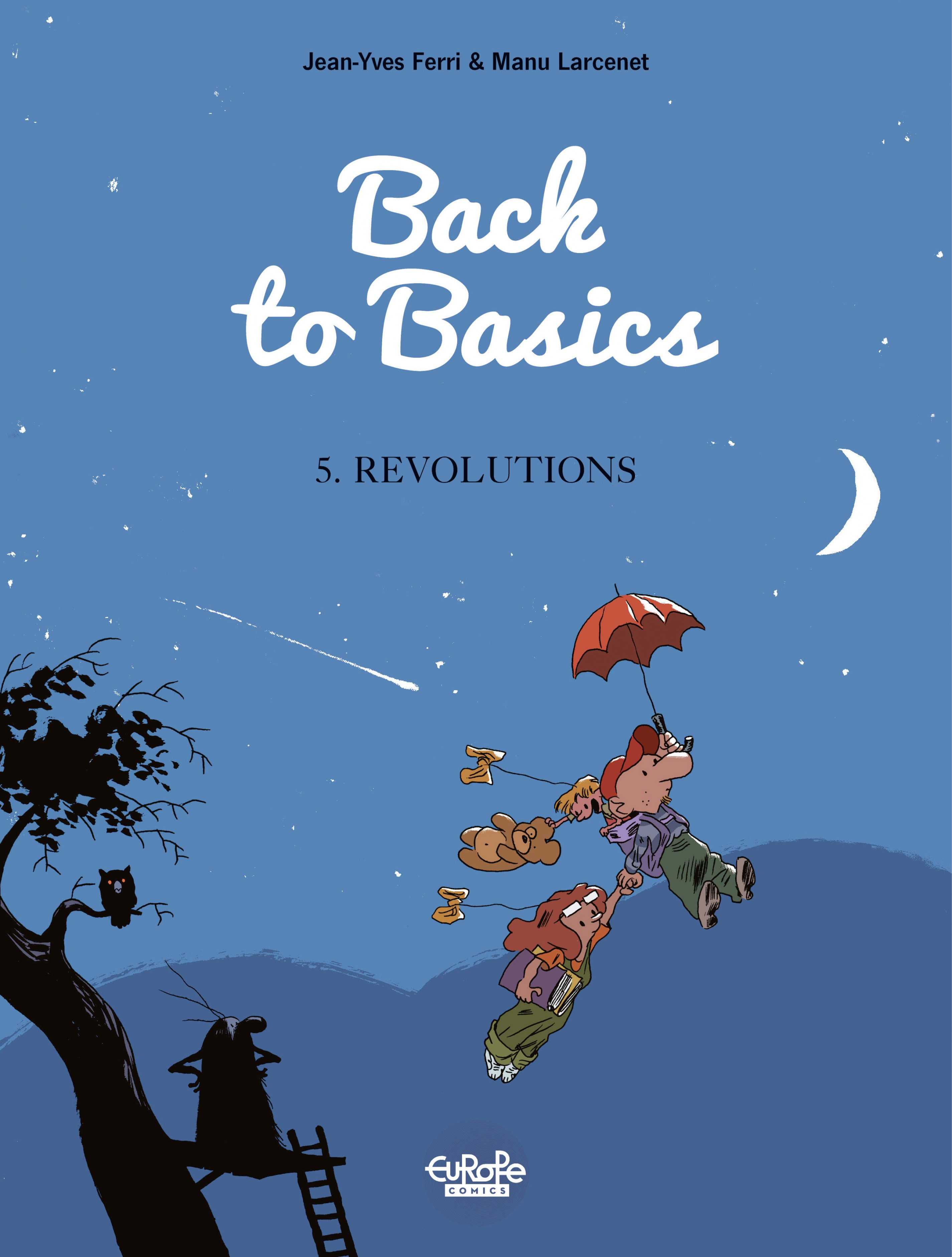 Vignette du livre Back to Basics - Volume 5 - Revolutions