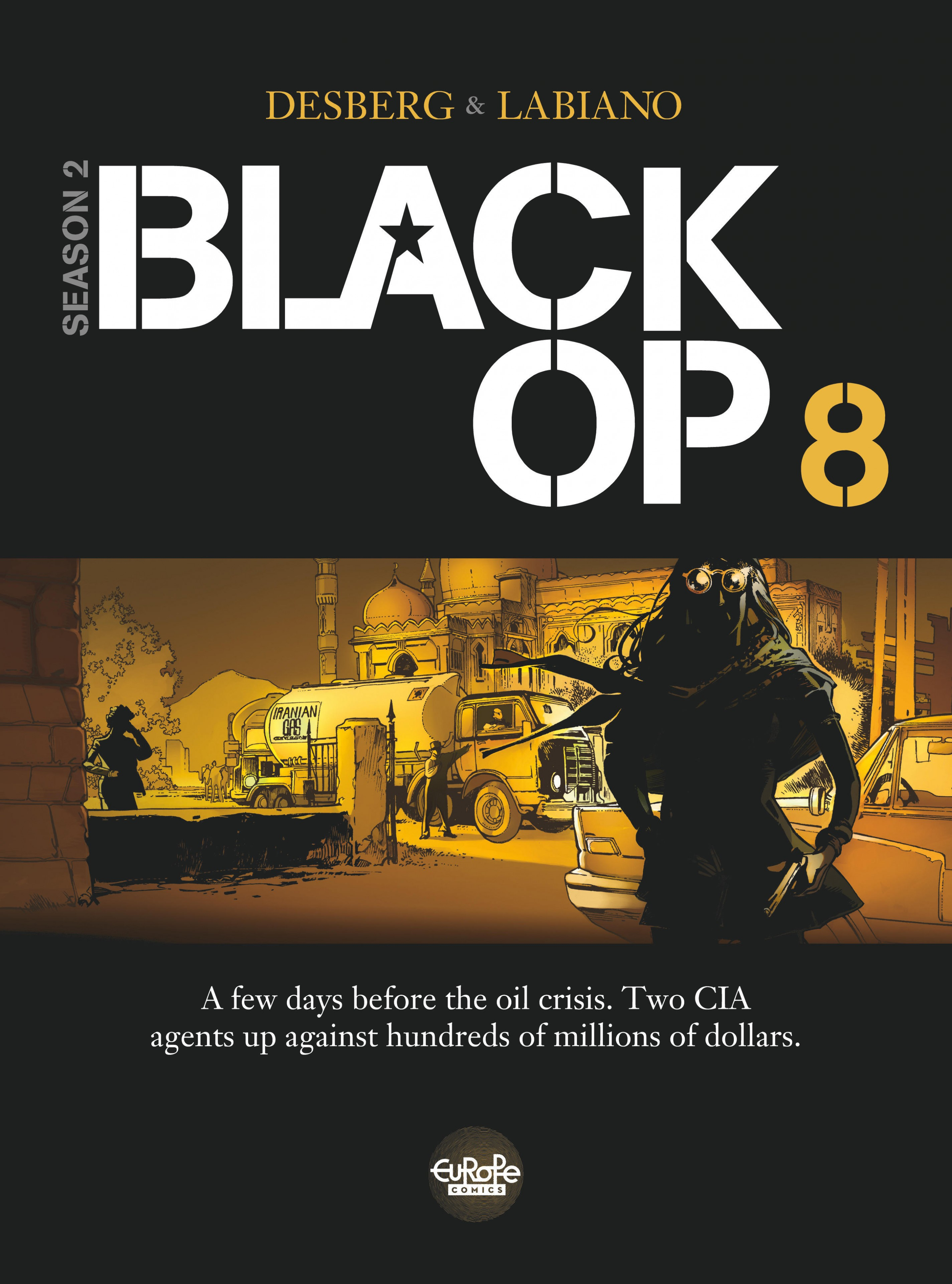 Vignette du livre Black Op - season 2 - Volume 8